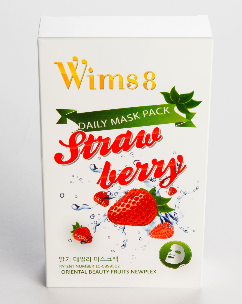 Strawberry Daily Mask상품이미지