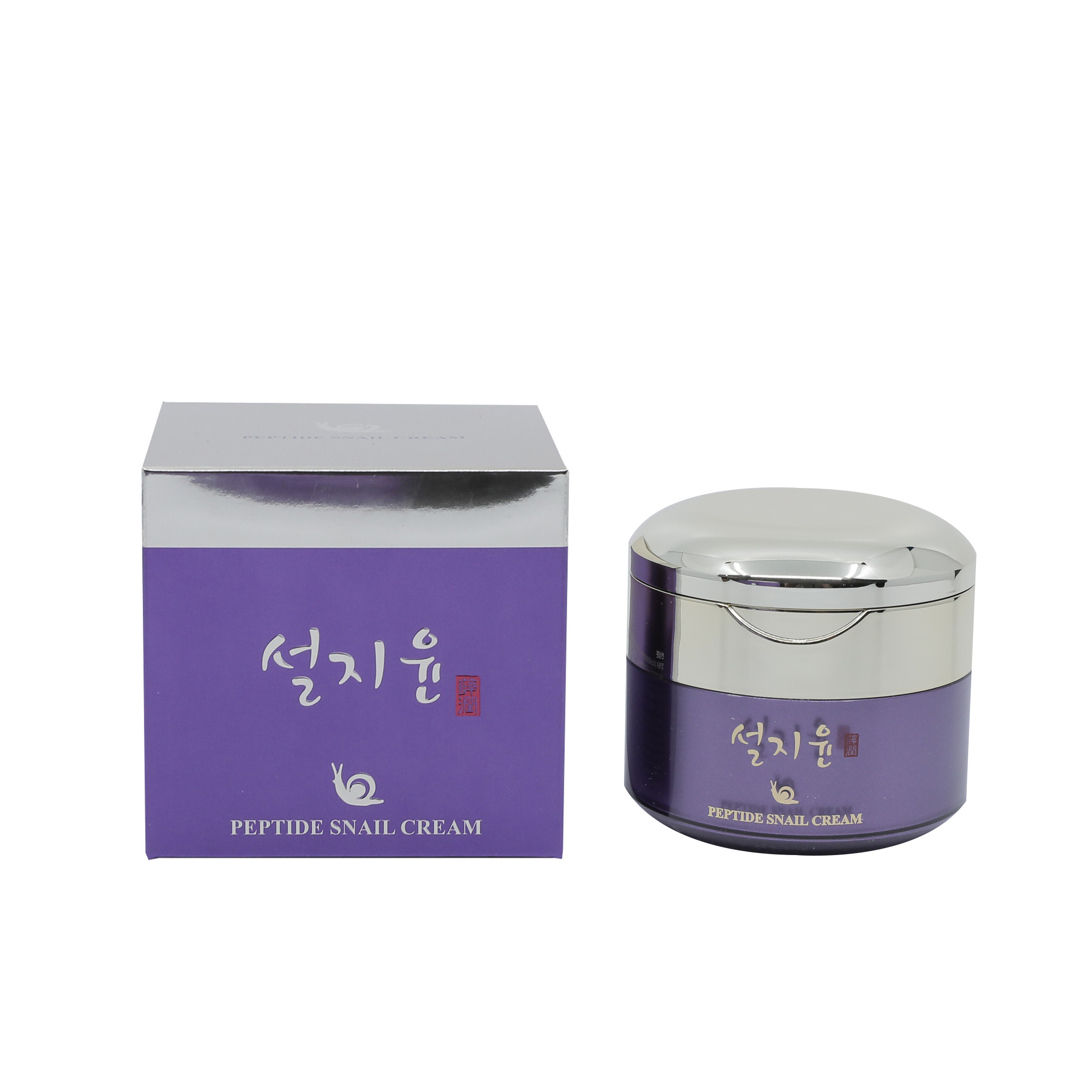 Seoljihyoon Peptide Snail Cream상품이미지